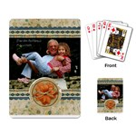 baralho2 - Playing Cards Single Design