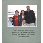 Snyder Family Album 2009 - 12x12 Photo Book (80 pages)
