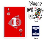 Trail to the White House - 1/2 - Playing Cards 54 Designs (Rectangle)