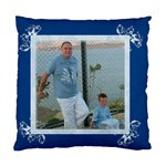 Litle Boy Blue Cushion Cover - Standard Cushion Case (Two Sides)