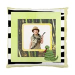 Safari Kids Ssssnake Cushion - Standard Cushion Case (One Side)