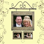 Wedding Canvas 12 x 12 - Canvas 12  x 12