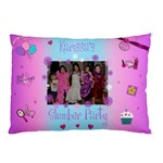 Slumber Party Pillow - Pillow Case