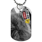 bobo-2sides tag - Dog Tag (Two Sides)