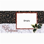 10 CHRISTMAS CARDS - 4  x 8  Photo Cards