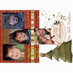Christmas cards2 - 5  x 7  Photo Cards