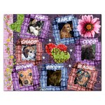 Puppy Power Puzzle - Jigsaw Puzzle (Rectangular)