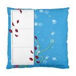 angel pillow - Standard Cushion Case (Two Sides)