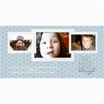 new year s cards - 4  x 8  Photo Cards