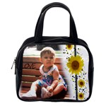 sunflower bag - Classic Handbag (One Side)