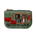 adventure coin purse - Mini Coin Purse