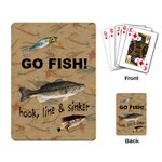 GO FISH CARDS - Playing Cards Single Design (Rectangle)