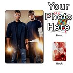 Supernatural Trading Cards - Playing Cards 54 Designs (Rectangle)