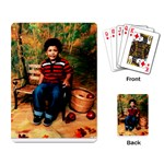 QUIQUES CARDS - Playing Cards Single Design (Rectangle)