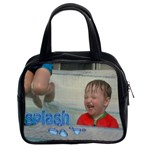 Splash Handbag Copy Me $9.99 Facebook offer - Classic Handbag (Two Sides)