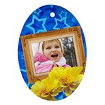 Kids - Ornament (Oval)