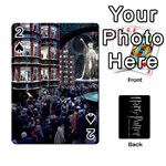 Harry Potter Playing Cards - Playing Cards 54 Designs (Rectangle)