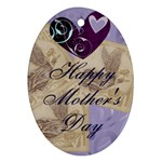 mothersday2 - Ornament (Oval)
