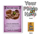 San Juan HQ 2 - Playing Cards 54 Designs (Rectangle)