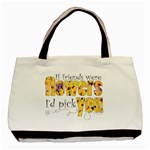Friends Tote - Use your free code! - Basic Tote Bag