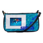 splash Clutch Shoulder Bag - Shoulder Clutch Bag