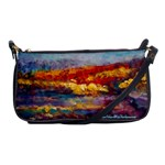 Autumn on the Horizon - Shoulder Clutch Bag