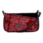 Purse with 2 photos - Shoulder Clutch Bag