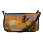 Eagle Clutch of hope - Shoulder Clutch Bag