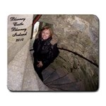 mouse pad terry blarney castle - Large Mousepad