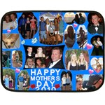 Mother s Day blanket - Fleece Blanket (Mini)