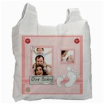 Baby gift - Recycle Bag (One Side)