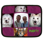 Marty s netbook - Netbook Case (Large)