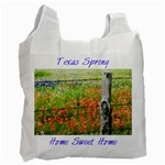 Texas Spring - Recycle Bag (Two Side)