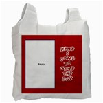 Cash Grocery Bag - Recycle Bag (One Side)