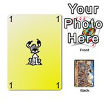 Asterix_BattleLine_Deck2 - Playing Cards 54 Designs