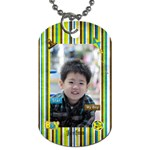 D-Joshua - Dog Tag (Two Sides)