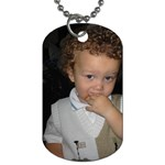 My Lil Monkey:) - Dog Tag (One Side)