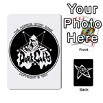Dark Cults Fixed 1 - Playing Cards 54 Designs