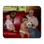 Father s day gift #1 for Papa  - Collage Mousepad