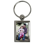 Claire/Ryan #45 - Key Chain (Rectangle)