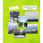 Seattle trip - 8x8 Photo Book (60 pages)