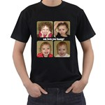 We love you Daddy t-shirt - Men s T-Shirt (Black)