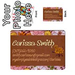 SS Business Cards - Multi-purpose Cards (Rectangle)