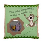monkeypillow - Standard Cushion Case (Two Sides)