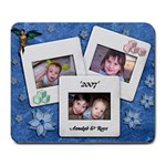 Annakah and Reece 2007 - Large Mousepad