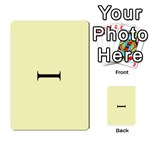 Book of Mormon Flash Cards - Multi-purpose Cards (Rectangle)