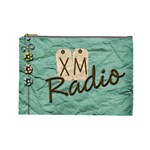 Cosmetic Bag for my XM Radio - Cosmetic Bag (Large)