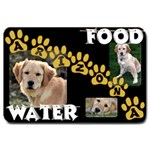 Food Mat - Large Doormat