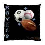 Xavier Pillow Case - Standard Cushion Case (One Side)