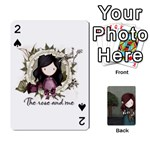 Gorjuss Playing Cards - Playing Cards 54 Designs (Rectangle)